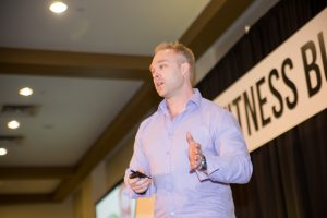 Speaking has been one of my most effective personal trainer marketing strategies.