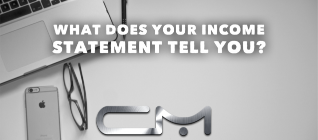 Road Map to Your Income Statement